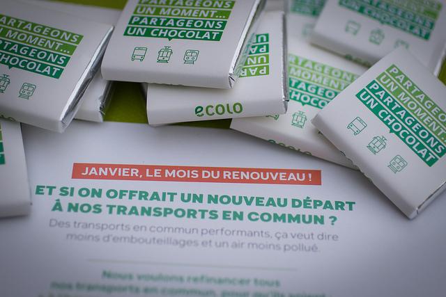 En 2019, offrons un nouveau départ à nos transports en commun!