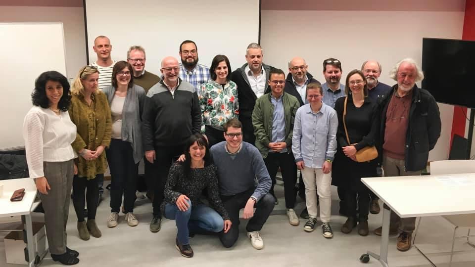 Ecolo est en ordre de marche pour les élections régionales à Liège, et fait du climat une opportunité pour faire évoluer notre modèle de société!