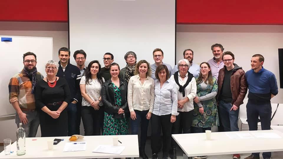 La génération climat en marche pour le changement à Liège ! Voici nos candidats à la Chambre.