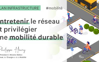 Plan « Mobilité et Infrastructure pour tous » 2020-2026