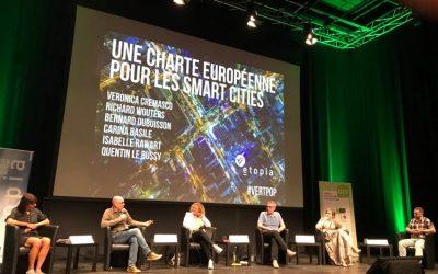 Une Charte pour la ville intelligente dans votre commune ?