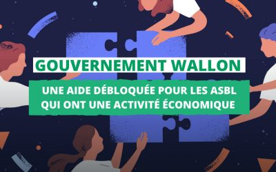 COVID-19 : Une aide sera accordée aux ASBL ayant une activité économique