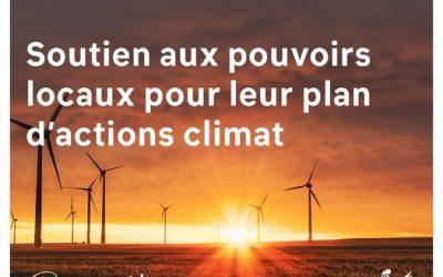 Plan d'actions climat : 1.500.000 euros pour les communes liégeoises