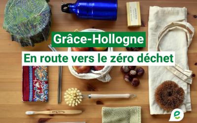 La commune de Grâce-Hollogne en route vers le zéro déchet !