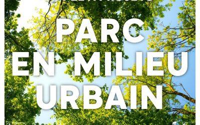 Philippe Henry lance l'appel à projets «Parc en milieu urbain»