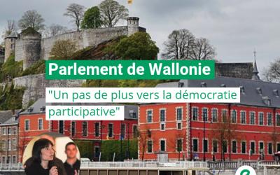 Veronica Cremasco : «Un pas de plus vers la démocratie participative»